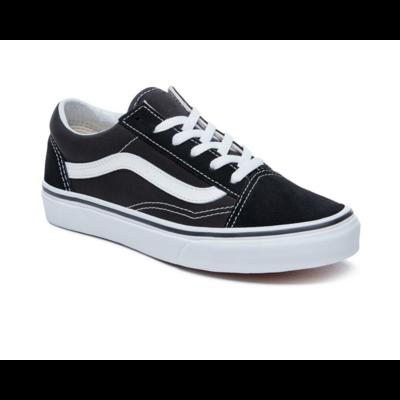 """Shoes VANS Old Skool black/true white """"Junior"""""""