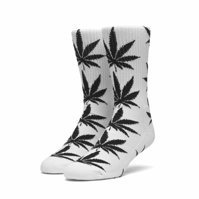 CHAUSSETTES HUF PLANTLIFE WHITE
