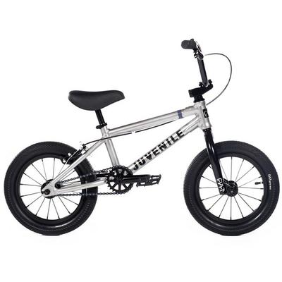 BMX CULT JUVENILLE 14'' SILVER 2020