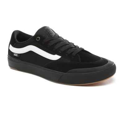 Shoes VANS Berle Pro black/black/white