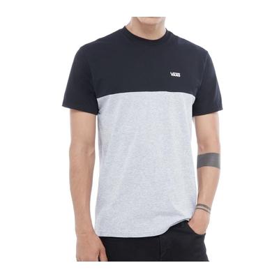T-Shirt VANS COLORBLOCK Black/Atheltic Heather