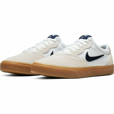 Shoes NIKE SB Chron SLR white gum