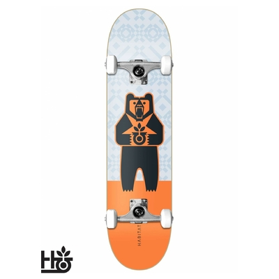 SKATE COMPLET HABITAT GRIZZLY LOGO PRICEPOINT 7.75
