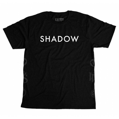 TEE-SHIRT SHADOW VVS BLACK