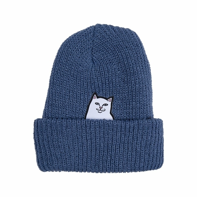 Bonnet RIPNDIP Lord Nermal Blue
