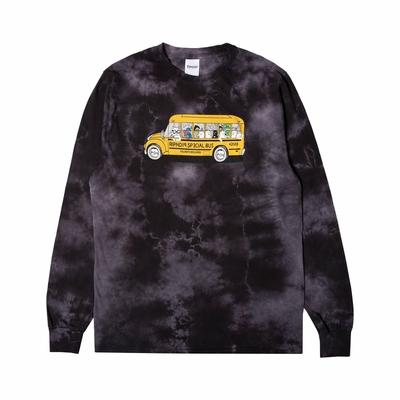 Tee shirt RIPNDIP School Bus LS