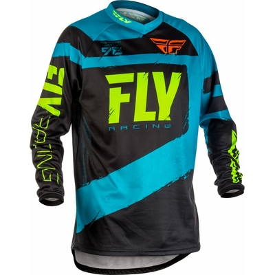 Maillot FLY RACING F-16 blue/black 2018