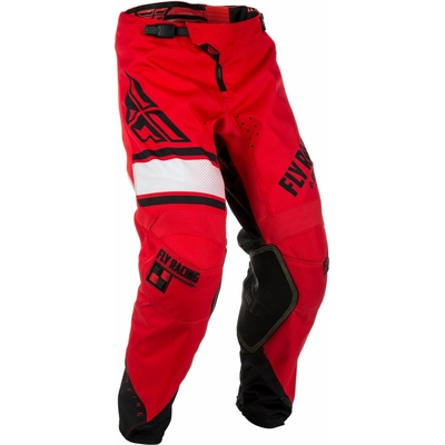 Pantalon FLY RACING Kinetic Bicycle red/black 2018