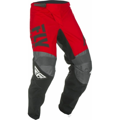 "Pantalon FLY RACING F-16 red/black/grey ""junior"" 2019"