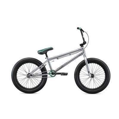 BMX MONGOOSE L500 21' CHROME 2020