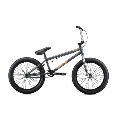 BMX MONGOOSE L60 20.5' GREY 2020
