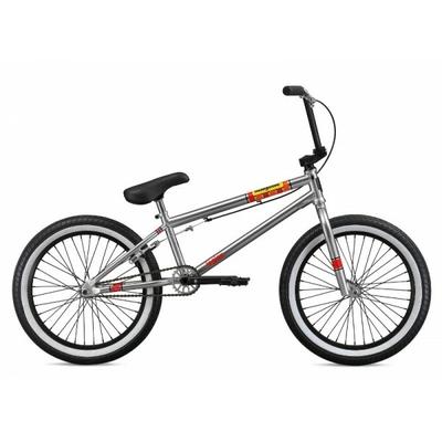 BMX MONGOOSE L100 21' NICKEL 2019