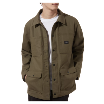 VESTE VANS VESTE DRILL CHORE Grape Leaf (Ripstop)