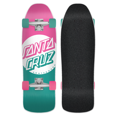 SKATE COMPLET SANTA CRUZ CRUISER SWITCH DOT 8.39""