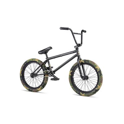 BMX WETHEPEOPLE JUSTICE MATT BLACK 2020