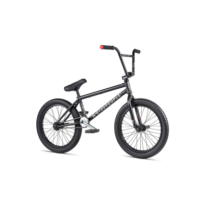 "BMX WETHEPEOPLE REASON 20.75"" MATT BLACK 2020"