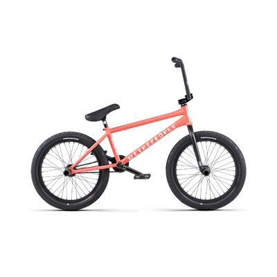 BMX WETHEPEOPLE BATTLESHIP 20.75 MATT CORAL RED FREECO 2020