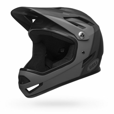 CASQUE BELL SANCTION MAT BLACK 2020