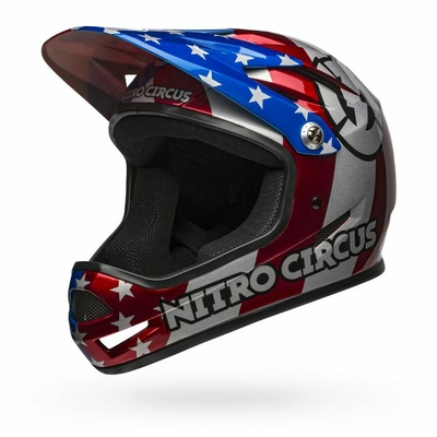 CASQUE BELL SANCTION NITRO CIRCUS 2020