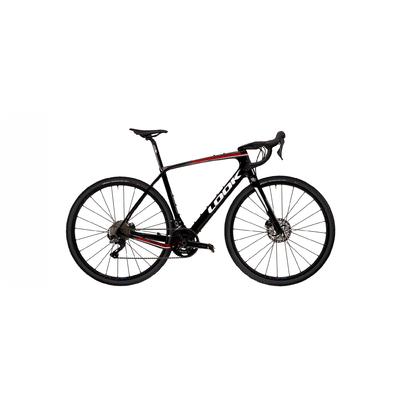 VELO LOOK GRAVEL RS BLACK RED GRX 2020