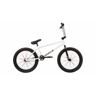 "BMX FITBIKECO PHANTOM LHD 21"" GLOSS WHITE 2020"