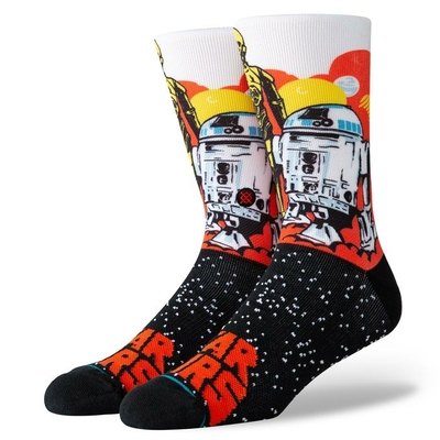 CHAUSSETTES STANCE STAR WARS DROIDS