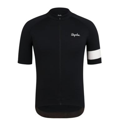 MAILLOT RAPHA CORE JERSEY BLACK