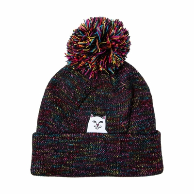 BONNET RIPNDIP BLACK MULTI LORD NERMAL