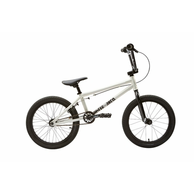 "BMX UNITED RECRUIT 18"" PEARL WHITE 2020"