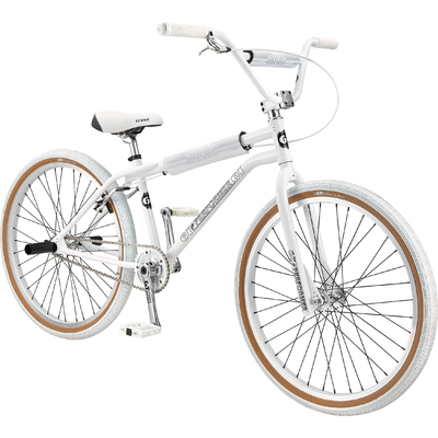 "VELO GT PRO PERFORMER HERITAGE 26"" 2020 WHITE CHROME"