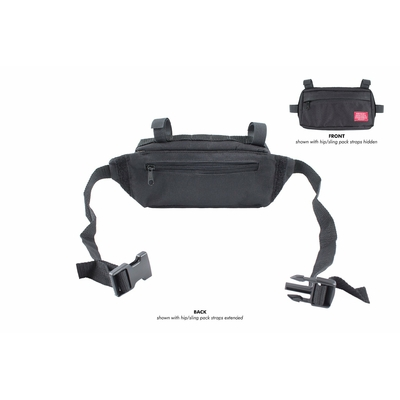 SACOCHE ODYSSEY SWITCH PACK 2 IN 1