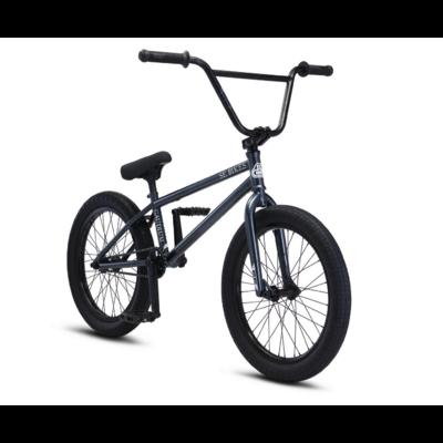"BMX SE BIKES Gaudium 21"" black kris Fox 2020"