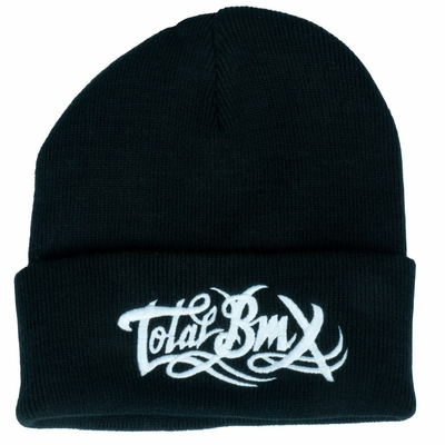 BONNET TOTAL BMX LOGO