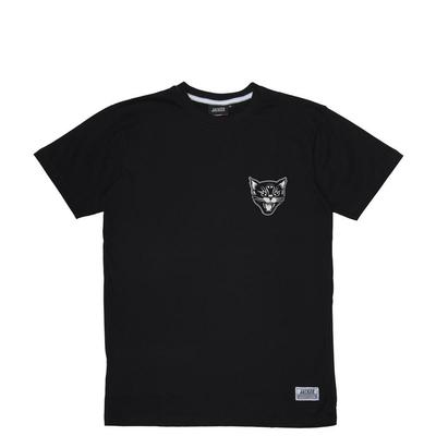 TEE SHIRT JACKER BLACK CATS BLACK
