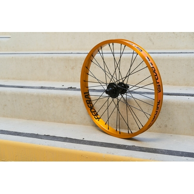 ROUE CUSTOM FEDERAL STANCE XL STRESS DISCO K7
