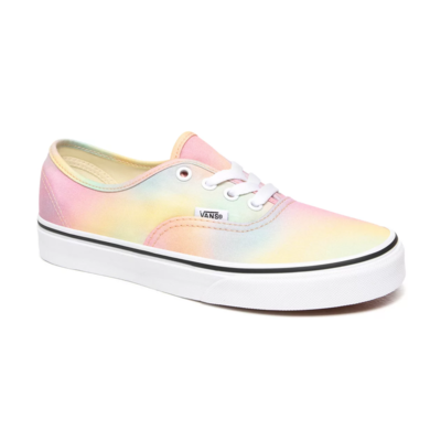 SHOES VANS AUTHENTIC (AURA SHIFT) MULTI/TRUE WHITE