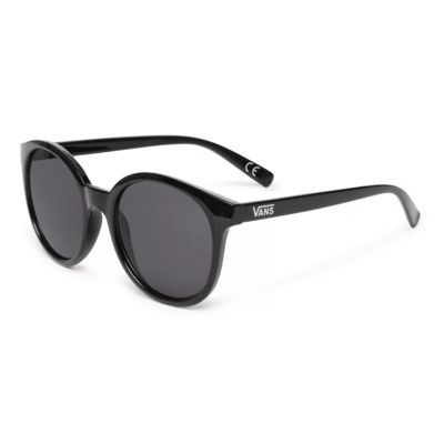 LUNETTES VANS RISE AND SHINE BLACK-SMOKE LENS