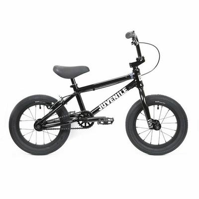 BMX CULT JUVENILLE 14'' BLACK 2020