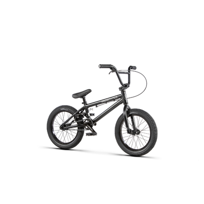 "BMX RADIO DICE 16"" BLACK 2020"