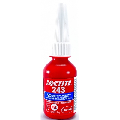 FREIN FILET 243 LOCTITE 10ML