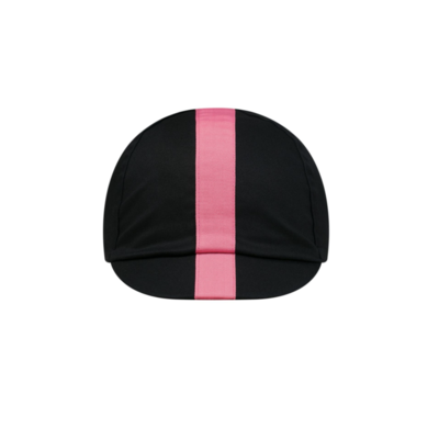 CASQUETTE RAPHA CAP II NOIR/ROSE