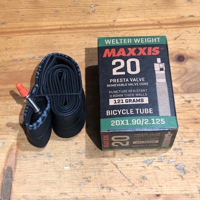 CHAMBRE À AIR MAXXIS LIGHT 20X1.90/2.125 (VALVE PRESTA)