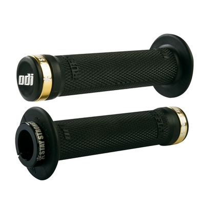 GRIPS ODI RUFFIAN STAY STRONG LOCK-ON 130MM