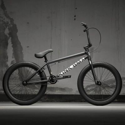 BMX KINK CURB 20'' MATTE DUSK BLACK 2021