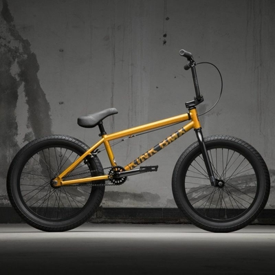 BMX KINK CURB 20'' MATTE ORANGE FLAKE 2021