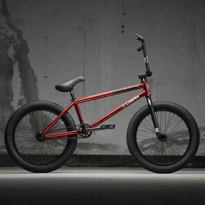 BMX KINK NATHAN WILLIAMS FREECOASTER GLOSS MIRROR RED 2021