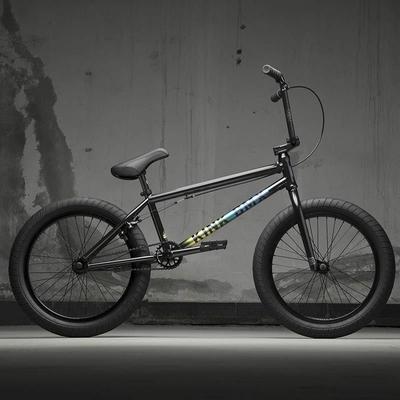BMX KINK WHIP XL 21'' GLOSS BLACK FADE 2021