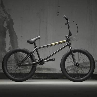 BMX KINK GAP 20.5 GLOSS BLACK CHROME 2021