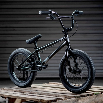 "BMX SUBROSA ALTUS 16"" BLACK 2021"
