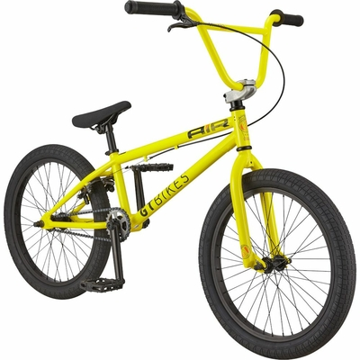 "BMX GT AIR 20"" YELLOW 2021"